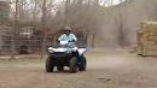 2. ATV Television Test - 2007 Kawasaki Brute Force 650i