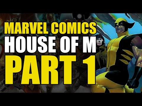 Wolverine Remembers Everything (House Of M Remastered Vol 1: A Perfect World) (видео)