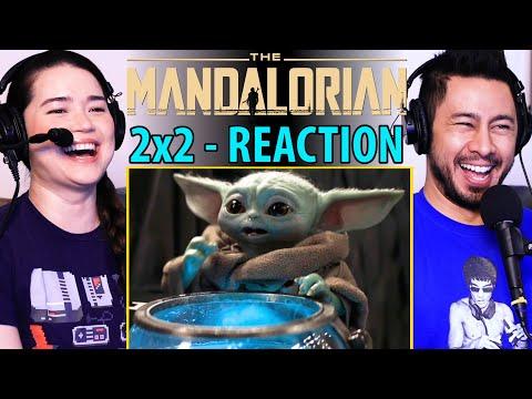 "THE MANDALORIAN 2x2 ""Chapter 10: The Passenger""   Reaction!"