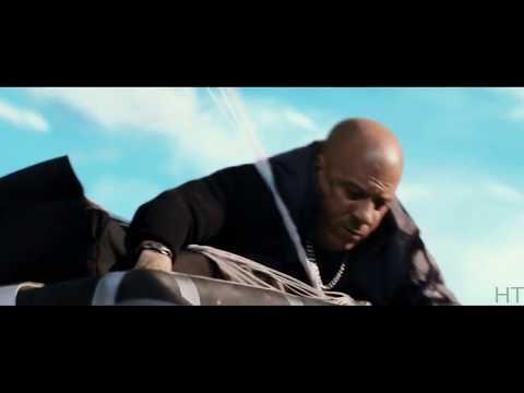 XXX Return Of The Xander Cage - Plane Satellite Crash Scene (Tamil)