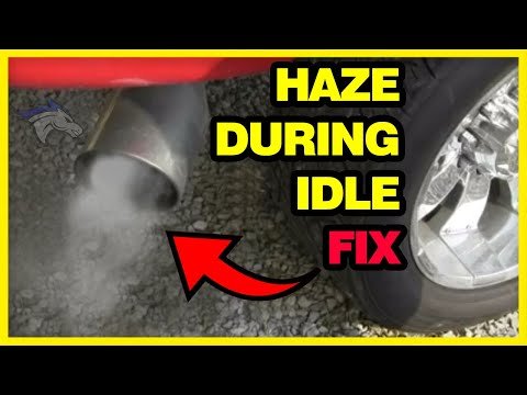 Haze during Idle Injector Replacement Solutions – 01-04 Duramax