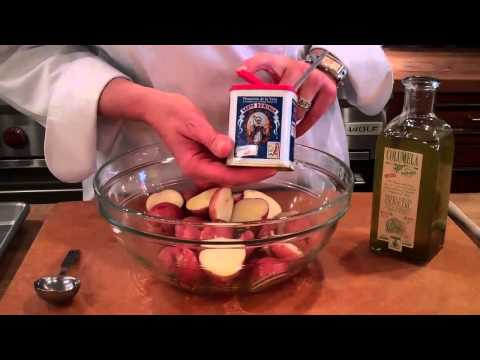 HOW TO MAKE THE PERFECT ROASTED RED POTATOES