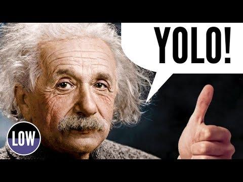 Did Einstein Say That?