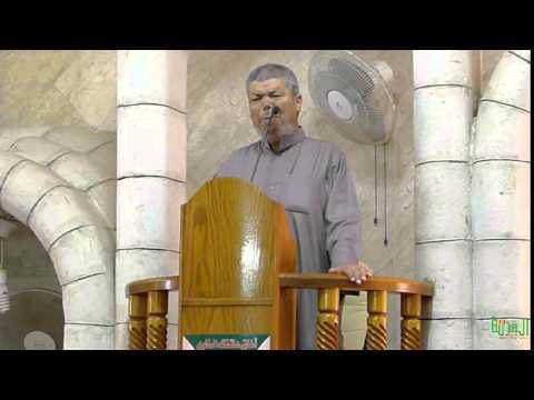 خطبة الجمعة لفضيلة الشيخ عبد الله 29/5/2015