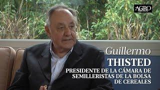Guillermo Thisted - Presidente de la CSBC