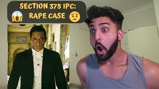 Section 375 Official Trailer Reaction | Akshaye Khanna, Richa Chadha,Ajay Bahl