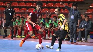 Video AFF AIS FUTSAL CHAMPIONSHIP 2016 | MALAYSIA 6 - 5 INDONESIA | 2017 | HD MP3, 3GP, MP4, WEBM, AVI, FLV November 2017