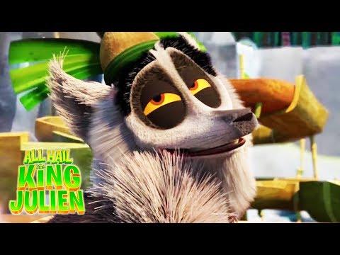 All Hail King Julien   Madagascar   King Julien Funny Moments #10   Kids Movies   Kids Show