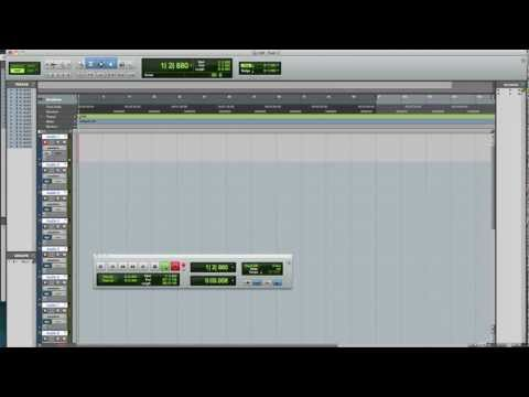 How to record in Pro Tools with  Apogee Duet 2