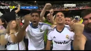 اهداف مبارة ريال مدريد وبرشلونة 2-1 نهائي كاس السوبر HD720p