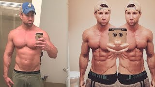 Video SHREDDED 7% BodyFat! 5 Things YOU NEED To Give Up To Get RIPPED FAST! MP3, 3GP, MP4, WEBM, AVI, FLV Februari 2019