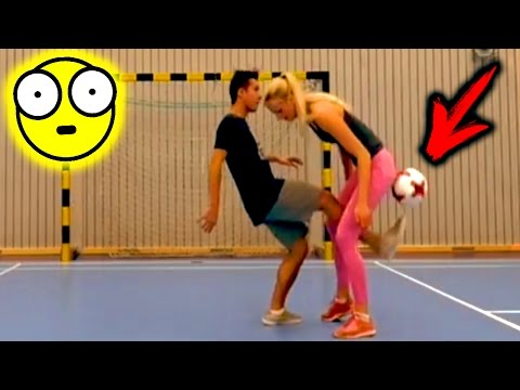 WOMEN'S 👠 FOOTBALL FUNNY NEW FUNNY 😆 FOOTBALL ⚽ VINES #21 FAILS MOMENTS 2017 GOALS