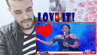 Video MARIA - NEVER ENOUGH (Loren Allred) - Spekta Show Top 7 - Indonesian Idol 2018  ||REACTION|| جزائري MP3, 3GP, MP4, WEBM, AVI, FLV Juli 2018