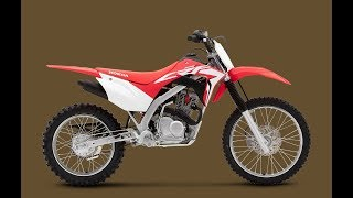 5. 2019 CRF125F (Big Wheel) - Fuel Injected -  Overview
