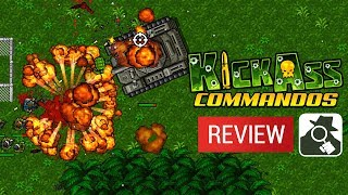 KICK ASS COMMANDOS (iPhone, iPad, Android) | AppSpy Review