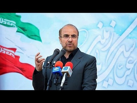 Tehran mayor Qalibaf quits presidential race to back cleric Raisi