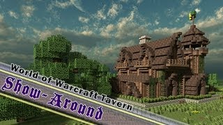 Medieval/Rustic Minecraft Featured Builds By Jeracraft