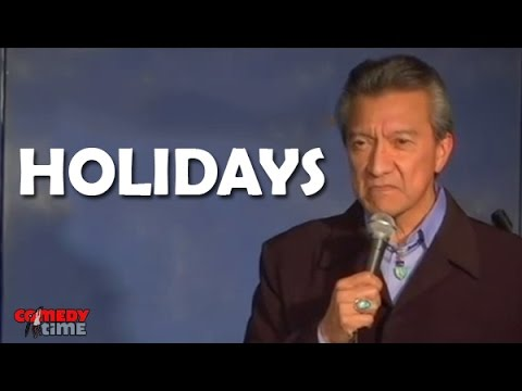 Larry Omaha - Holidays (Stand Up Comedy)