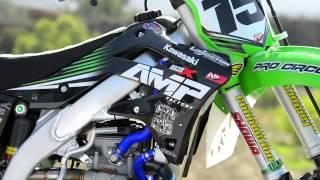 8. Racer X Films: 2015 Kawasaki KX450F Vet Rider Project