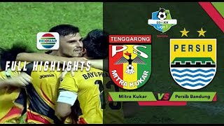 Download Video Mitra Kukar (1) vs (0) Persib Bandung - Full Highlights | Go-Jek Liga 1 Bersama Bukalapak MP3 3GP MP4