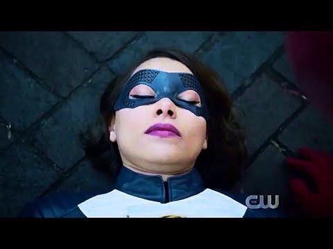 The Flash 5x11 - Circada Breaks Nora's Back