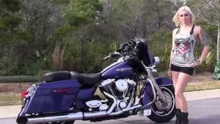 6. Used 2006 Harley Davidson Street Glide Motorcycles for sale In Alabama