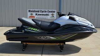 7. $12,799: 2014 Kawasaki Ultra 310X Overview and Review