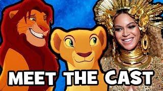 Video THE LION KING (2019) First Look + Cast Breakdown & Reaction MP3, 3GP, MP4, WEBM, AVI, FLV Juli 2018