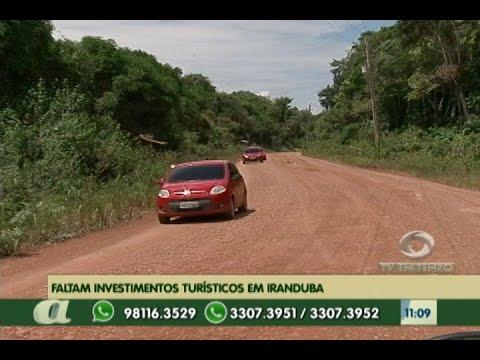 Faltam investimentos turísticos em Iranduba-AM