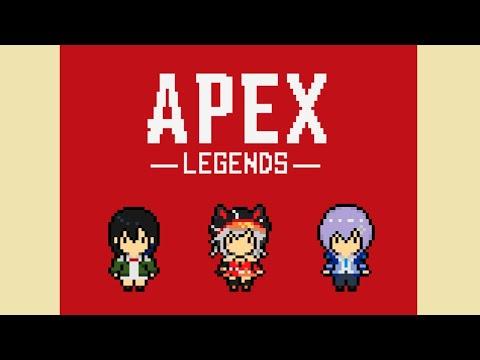 【APEX】BIG☆STAR(クソダサ)(むり)(泣ける)【ぶいすぽ/一ノ瀬うるは】