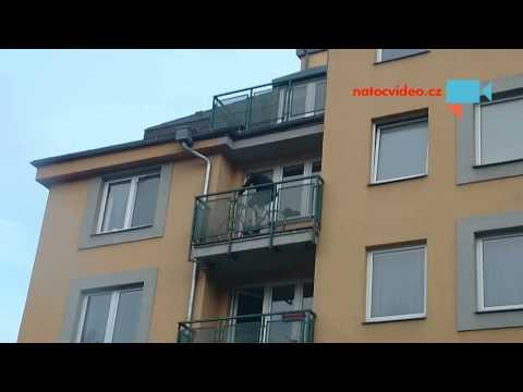 Tour de Balcon - nejbezpečnější cyklostezka v Praze