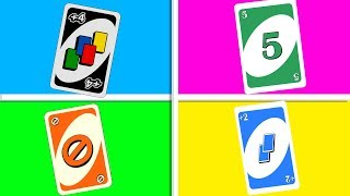 4-Player Uno - This Is Why I LOST My Friends
