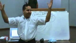 Deus Não Está No Céu (God Is Not In Heaven)! Afirmação Com O Professor Fabio Sabino