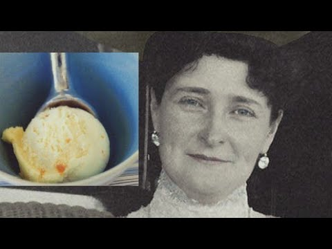 Cooking with the Romanovs: let's make vanilla ice cream from the original Alexander Palace recipe!
