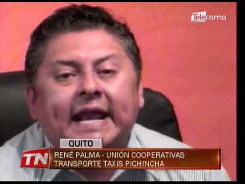 Taxismo da una semana al alcalde Yunda para meditar restricción vehicular