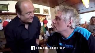 Video Láďa Křížek Akusticky | NAROZENINY - Láďa 50 - Ivančice
