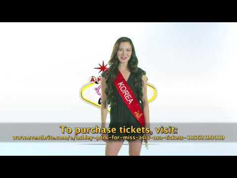 All American Bikini Car Wash - Ashley Park - Miss Asia USA 2015
