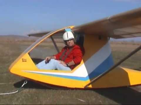 ultralight sailplane - Κατασκευή και πτήση του υπερελαφρού πειραματικού ανεμοπτέρου κικι7που σχεδιάστηκε απο τον Παντελή Καλογεράκο . Κατασκευάστηκε και...