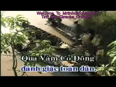 Tân Cổ Karaoke video Online Dòng Sông Quê Em!!!