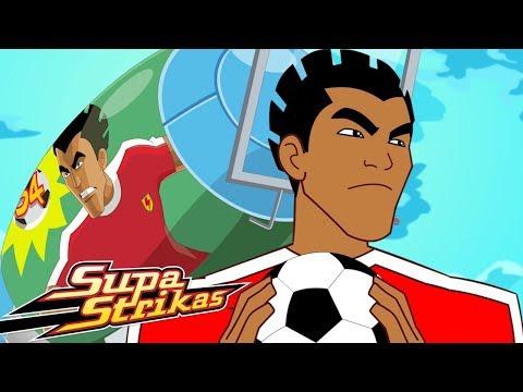 Supa Strikas   Broken Record!   Full Episodes   Soccer Cartoons for Kids   Sports Cartoons