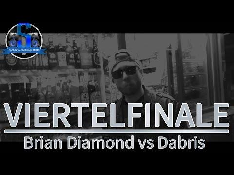 SCB 2015 [Viertel 4/4] Brian Diamond vs. Dabris feat. Sherlock (prod. by Stic-Tec & JL6)