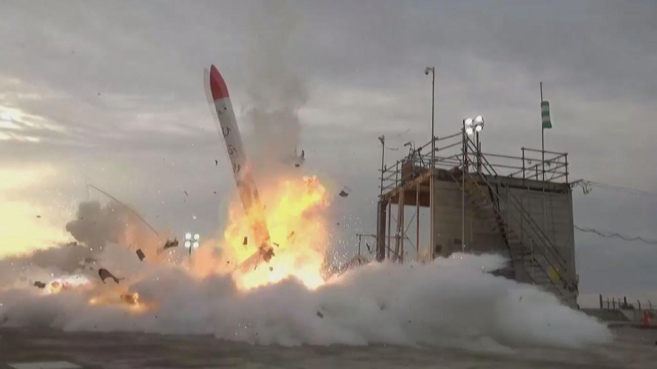 Ιαπωνία: αποτυχημένη προσπάθεια εκτόξευσης  πυραύλου