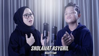 Video SHOLAWAT ASYGHIL - Nissa ft Fadli Habibi - Cover by Sabyan MP3, 3GP, MP4, WEBM, AVI, FLV Mei 2019