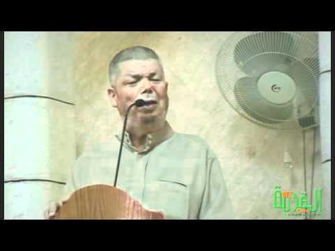 خطبة الجمعة لفضيلة الشيخ عبد الله 22/6/2012