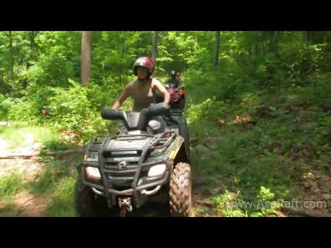 ATV Tour in West Virginia Backcountry | ACE Adventure Resort