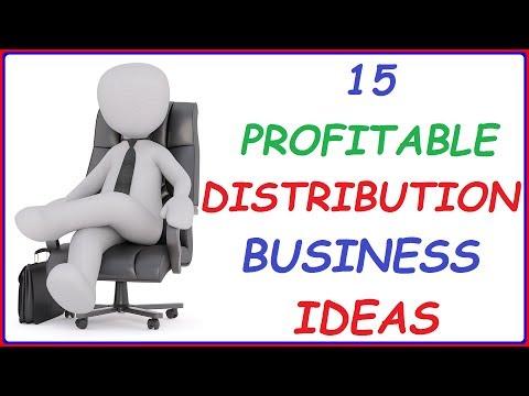 15 Profitable Distribution Business Ideas To Start To Make Money ( Best Distributor Business Ideas)