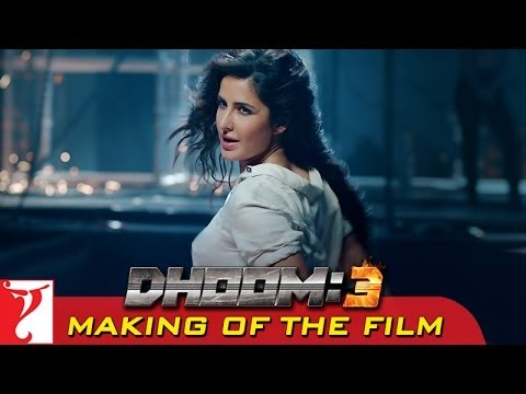 Video Making Of The Song - Kamli | DHOOM:3 | Part 14 | Aamir Khan | Katrina Kaif download in MP3, 3GP, MP4, WEBM, AVI, FLV January 2017