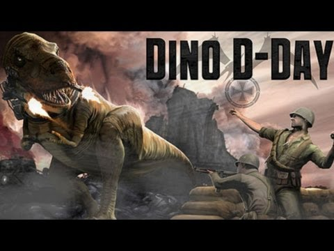 обзор Dino D-Day (CD-Key, Steam, Region Free)