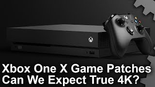 What can we expect from first and third party game upgrades from Xbox One X? Can the most demanding titles hit native 4K - and what games would we really like to see get the upgrade treatment? Subscribe for more Digital Foundry: http://bit.ly/DFSubscribe