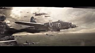 The Mighty Eighth   Latest Teaser Footage FHD 1080p WWII, B12 In Action